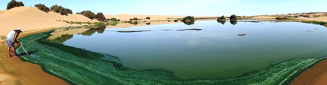 milieu naturel Maroc